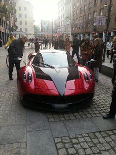 Pagani in Corso Garibaldi