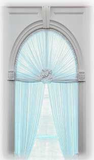 Victorian Window Treatments - Curtains - Window Styles