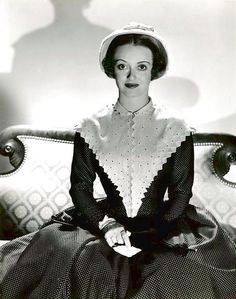 Bette Davis photos from All This, and Heaven Too (1940)