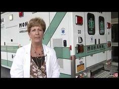 Mohawk Ambulance Service Unveils New NICU-equipped Ambulance - YouTube