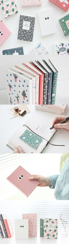 Livework Hardcover Lined Notebook