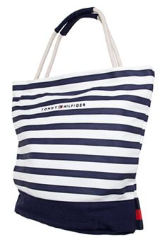 Bolsa Thommy Hilfiger Sailor I Small Rope Azul