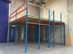 mezzanine floor design and construction perth