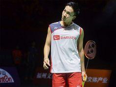 Hong Kong Open: South Korea's Son Wan-ho stuns Kento Momota in semis Daihatsu, Man Images, Cricket News, Badminton, Sports News, South Korea, Hong Kong, Athlete, Sons