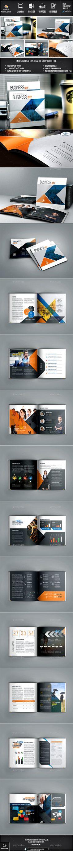 Brochure - Corporate Brochure Template InDesign INDD. Download here: http://graphicriver.net/item/brochure/12876491?s_rank=1794&ref=yinkira