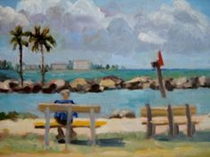 North Jetty by Joan Peters of Joan Peters Studio Credit Village of the Arts