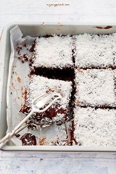 Moje Wypieki | Karleksmums - szwedzkie ciasto miłości