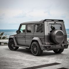 Mansory G Wagon Follow @luxlife.style Photo by @fabianraeker