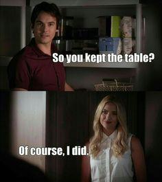 Season 6 Episode 12: Hanna and Caleb