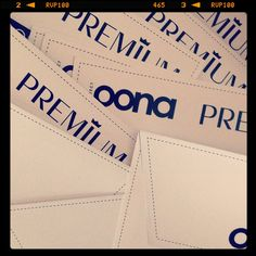 .@berlin Packing thousands of Project OONA #paper #clutches for our great #partnership with #PREMIUM #Berlin Trade #Show! WE ♥