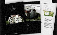 Valor: Kamienica Valor brochure - Jamel Interactive interactive agency Gdansk, Tricity