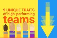 Was macht ein richtig gutes Team aus? Diese Infografik verrät es euch