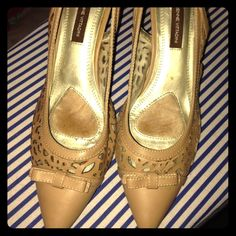 Adrienne Vittadini® high heels They're not new but they're in great condition! Have any questions? Adrienne Vittadini Shoes Heels