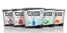 Misha Original Quark — The Dieline - Branding & Packaging Design