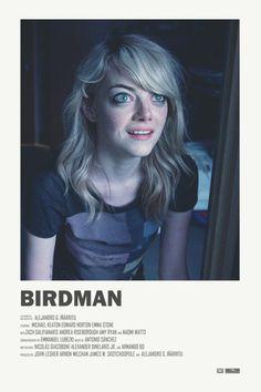 Birdman | Alternative Movie Poster