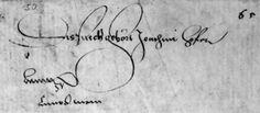 Hausbuch Wolfegg 65r Besitzereintrag - Hausbuch (Schloss Wolfegg) – Wikipedia