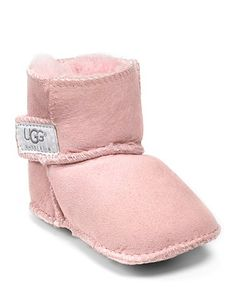 "UGG® Australia Infant Girls' ""Erin"" Booties - Sizes S-L 