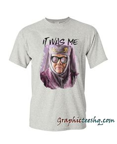 Tell Cersei It Was Me Game Of Thrones Tee Shirt