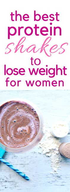 shake to lose weight recipes I found the best protein shakes to lose weight increase energy and build lean muscle for women. You must check these out! Diy Protein Shake, Protein Shakes For Women, Best Protein Shakes, Best Protein Powder, Protein Shake Recipes, Smoothie Recipes, Protein Smoothies, Juice Recipes, Diet Recipes