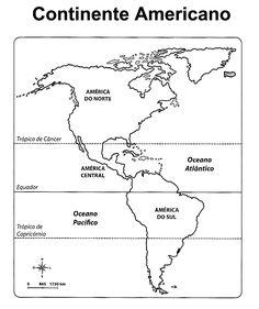 10 Mapas do Continente Americano para Colorir e Imprimir - Online Cursos Gratuitos Study History, History Class, Forest Map, Physical Geography, Sistema Solar, Teaching Spanish, Spanish Class, Historical Maps, Home Schooling