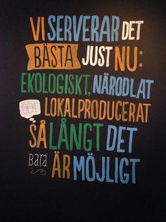 Wake up cafe in Gothenburg