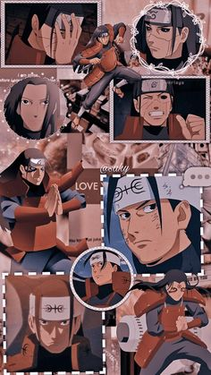 ⇥ HASHIRAMA SENJU WALLPAPER