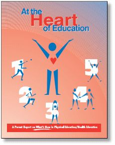 At the Heart of Education: A parent report on what's new in Physical Education/Health Education Health Education, Physical Education, Whats New, Physics, Parents, Public, Heart, Dads, Physical Education Activities