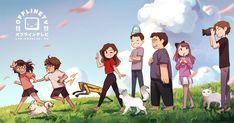 Character Illustration, Illustration Art, O Tv, Embrace The Chaos, Cute Characters, Fictional Characters, Youtube Gamer, Anime Couples Manga, Cute Comics