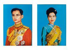 King Of Kings, My King, King Queen, Queen Sirikit, Bhumibol Adulyadej, King Art, Bangkok, Thailand, House
