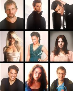 chris: hot pose. David: hot pose. Matt: Hot pose.  Billie: I'm beautiful. Freema: Yeah. Karen: funny but pretty. John: I'm sexy. Cahtrine: I'm so beautiful. Arthur: mom, did you get pudding cup in my lunch bag, I'm not seeing it.←←←← pinning again for this comment