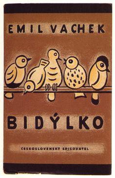 Josef Čapek, cover design for Perch by Emil Vachek