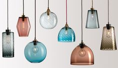 A highly customisable range of pendants where shapes, colours and surface finishes can all be made to suit your design context. From £325.00 RRP