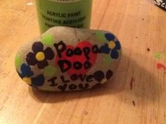 For my 6 year old daughter. I've called her poopa doo since she was born. She puts up with it. Lol