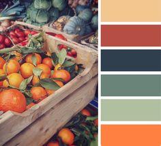 como escolher as cores da sala