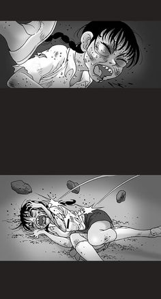 Silent Horror :: Victim | Tapastic Comics - image 3