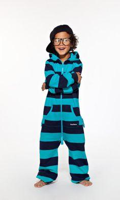 OnePiece® Kids Stripe Azur/Navy