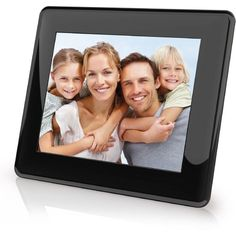 Coby DP843 8-Inch Digital Picture Frame (Black) $50.69