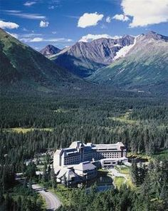 Alyeska Resort Alaska. I want to go see this place one day. Please check out my website thanks. www.photopix.co.nz