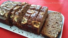 A new yummy version to banana bread with chocolate, YIAH maple and Natvia, sugar free alternative. Chocolate Banana Bread, Home Recipes, Sugar Free, Gluten, Desserts, Breads, Food, Inspiration, Biblical Inspiration