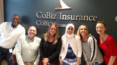 Amina Semlali at CoBiz Insurance