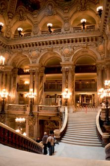 We love the French for their big opera houses like Opera Garnier (pictured) and Opera de Paris. France has also been the setting for numerous musicals and operas, including Phantom of the Opera, The Hunchback of Notre Dame, Les Miserables and Beauty and the Beast.