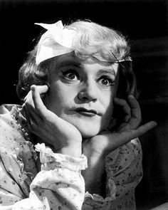 """Jack Lemmon (February 8, 1925-June 27, 2001) as Jerry in """"Some Like It Hot"""", 1959. age 34"""