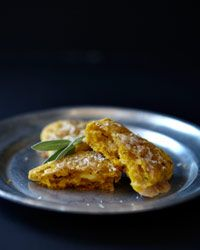 Savory Pumpkin Scones with Gruy