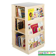 Guidecraft 4-Sided Library - $290