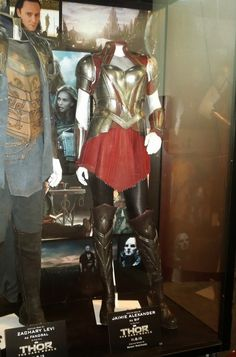 Lady Sif Thor: The Dark World movie costume