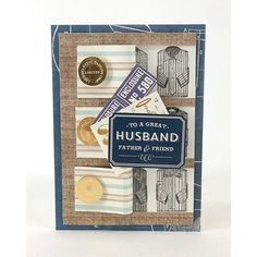 "Anna Griffin® ""For the Boys"" 12"" x 12"" Cardstock 48-pack 