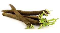 """Do you know Salsify the healthy delicious vegetable? Salsify the healthy root is coming from the earth to your plate: Often called """"asparagus of the winter Light Diet, Fish And Meat, Exotic Food, Different Plants, Root Vegetables, Plantation, How To Increase Energy, Natural Healing, Raw Food Recipes"""