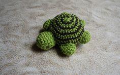 Schildkröten häkeln! - Lila Erdbeere
