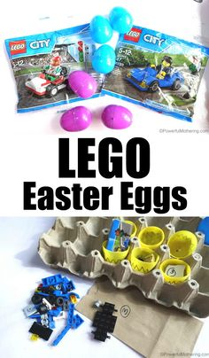 Lego Easter Eggs For Kids On Easter