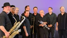 ☼FAIR ENTERTAINMENT☼ Aftershock is a 9-piece jazz-rock and RandB band from the Placerville/Sacramento area. Taking popular tunes from the 40s through the 80s and arranging them in their own way, with superb voicing for their 4-horn section and powerful vocal harmonies. This band is designed to get you out of your seat and dancing in the aisles. We dare you to stay seated! #norcal #placerville #california #hangtown #eldoradocounty #fair #entertainment #music #blues #jazz #instruments